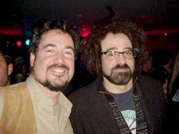 Adam_duritz picture Rob Simone
