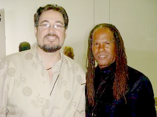 Dr. Michael Bernard Beckwith and Rob Simone